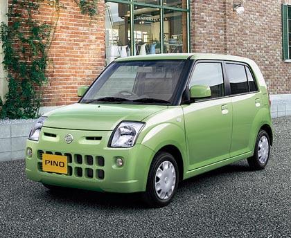 Nissan Pino: 40 kW