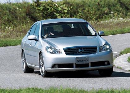 Nissan Fuga: 155-206 kW