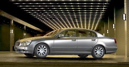 Nissan Cima: 206 kW