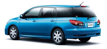Nissan Wingroad: 80-94 kW