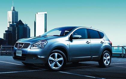 Nissan Dualis: 103 kW