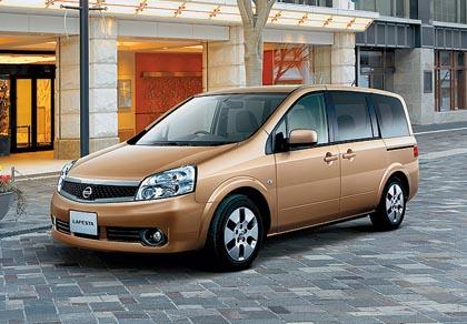 Nissan Lafesta: 95-101 kW