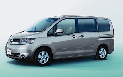 Nissan Serena: 95-101 kW