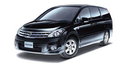 Nissan Presage: 120-170 kW