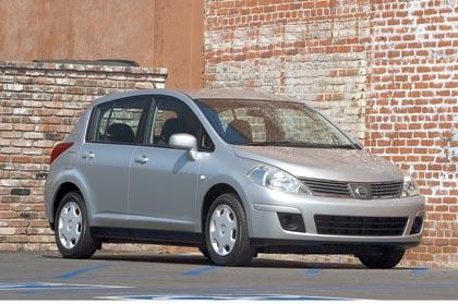 Nissan Versa: 91-95 kW