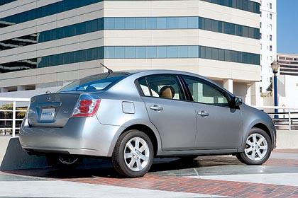 Nissan Sentra: 104-132 kW