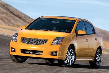 Nissan Sentra SE-R: 149 kW
