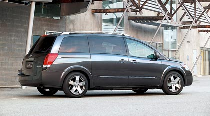 Nissan Quest: 175 kW