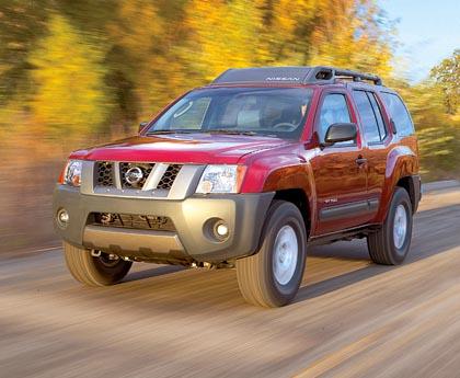 Nissan X-Terra: 198 kW