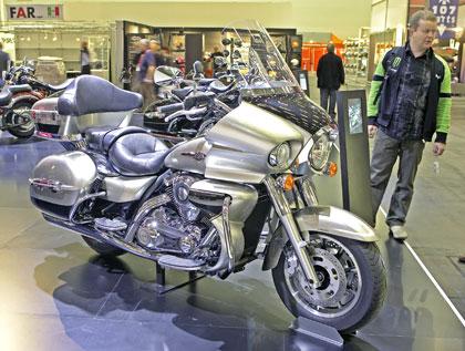 Kawasaki VN 1700