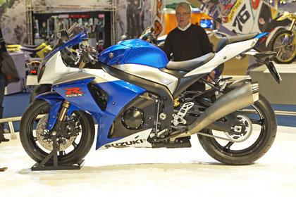 Suzuki GSX-R 100