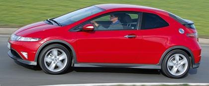 Honda Civic Type S: 103 kW