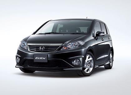 Honda Edix (115 kW): japanilainen versio FR-V:stä.