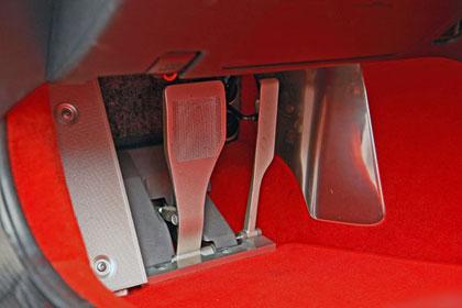 POLKIMET ovat sekä ulkonäöltään että toiminnaltaan kilpa-autotasoa.