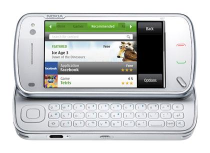 NOKIA N97 on yhtiön mukaan suunniteltu erityisesti nettisurffailuun. Laitteen käyttö sujuu ison, 3,5 tuuman kosketusnäytön ja kannen alta esiin liukuvan näppäimistön avulla. N97:ssä on viiden megapikselin tarkkuuteen yltävä kamera, musiikkisoitin, ula-lähetin ja 3g-, hsdpa- sekä wlan-yhteydet. Sisäistä muistia on huimat 32 gigatavua. Agps-sensoreiden ja elektronisen kompassin ansiosta Nokia N97 pystyy päättelemään intuitiivisesti sijaintinsa ja ilmoittamaan siitä samalla myös muille. Puhelimen toimitukset alkavat kesäkuussa. Arvioitu suositushinta on noin 990 euroa.
