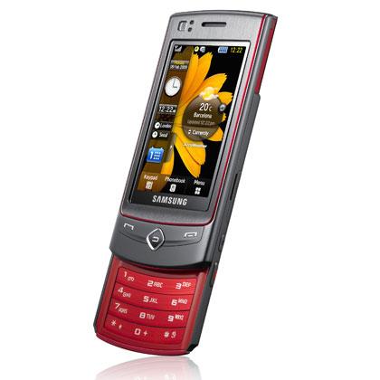 SAMSUNG S8300 Ultra Touch -kamerapuhelimessa on sekä kosketusnäyttö että esiin liukuva näppäimistö. Uutukaisen ominaisuuksiin kuuluvat muun muassa kahdeksan megapikselin kamera, agps-navigointi, ula-radio, musiikkisoitin sekä nopea mobiili hsdpa -laajakaista. Samsung S8300 on luvassa myyntiin toukokuussa.