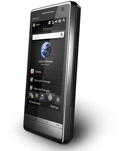 TAIWANILAINEN HTC esitteli älypuhelinmallistoonsa kaksi päivitystä. HTC Touch Diamond2:ssa on nyt 3,2-tuumainen vga-näyttö ja viiden megapikselin kamera. Uusi käyttöliittymä nopeuttaa valikoissa liikkumista sekä sähköpostin, tekstiviestien ja internet-sivujen selailua. HTC Touch Diamond2 on tulossa kauppoihin keväällä.