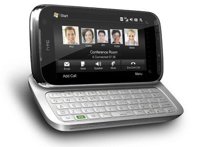 HTC Touch Pro 2 on kovaan ammattikäyttöön tarkoitettu älypuhelin. Siinä on 3,6-laajakuvanäyttö ja esiin taitettava täysikokoinen näppäimistö. Uudistetun kaiutin- ja mikrofonijärjestelmän avulla puhelinpalaverien pito helpottuu. Touch Pro2 tulee myyntiin kesällä.