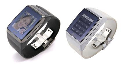 RANNEKELLOPUHELIN ei ole uusi keksintö, mutta uusi LG-GD910-malli tuo nyt ranteeseen kosketusnäytön ja jopa videopuhelut. Pienikokoinen laite sisältää käyttöä helpottavia toimintoja, kuten puheentunnistuksen. Tekstiviestit saa kuunneltua puhetta suoraan tekstistä tuottavan toiminnon avulla. Laite on tulossa myyntiin vuoden loppuun mennessä.
